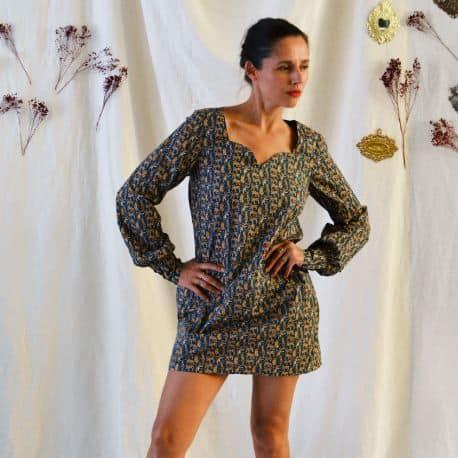 Craie Dress