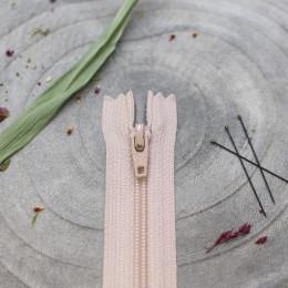 Atelier Brunette Blush Zipper
