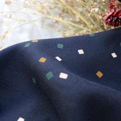 Shine Night Fabric