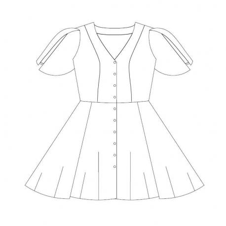 Fleurette Dress