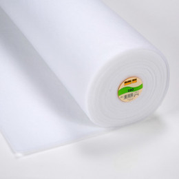 Molleton épais - Blanc x 10 cm