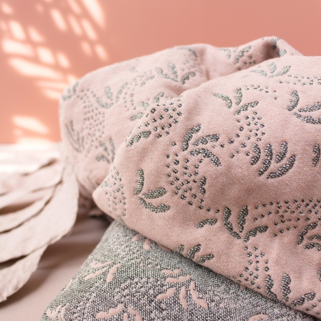 Sabal Rose Fabric