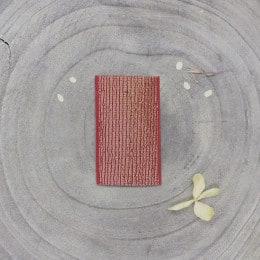 Elastique doré - Terracotta