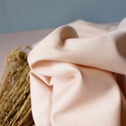 Linen Blush Fabric