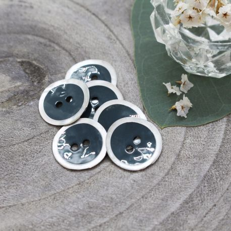 Halo Buttons - Forest