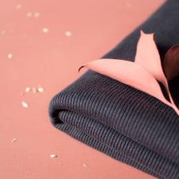 """""""Night"""" Ribbing Fabric"""