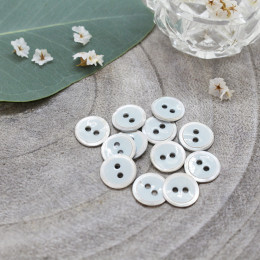 Halo Buttons - Sage