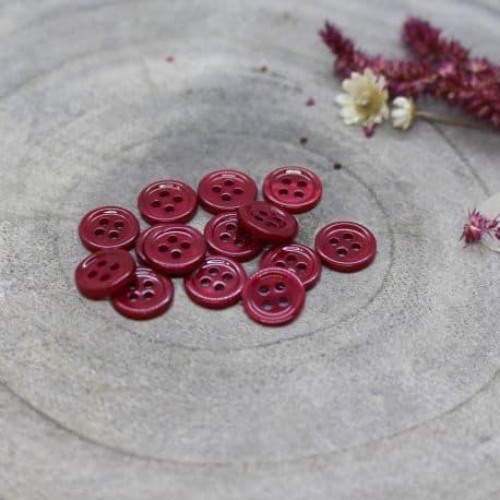 Bliss Buttons - Amarante