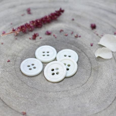 Bliss Buttons - Sage