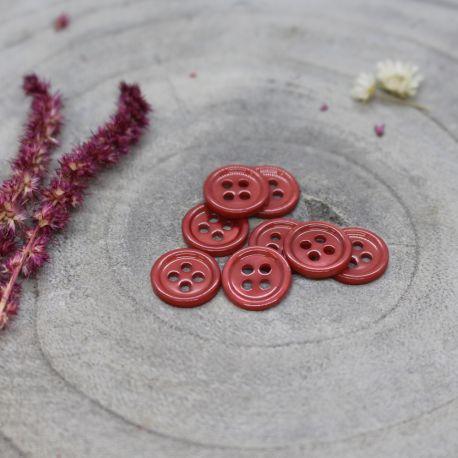 Bliss Buttons - Terracotta