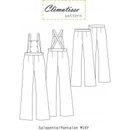 Pantalon/Salopette Miky