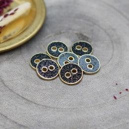 Joy Glitter Buttons - Night