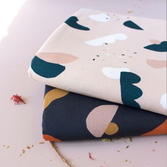 Oasis Blush Fabric