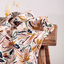 Hilma Off-white Fabric