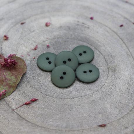 Classic Matte Buttons - Cedar