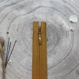 Atelier Brunette Ochre Zipper