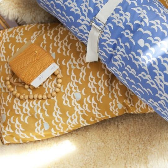 Golden Moon Fabric