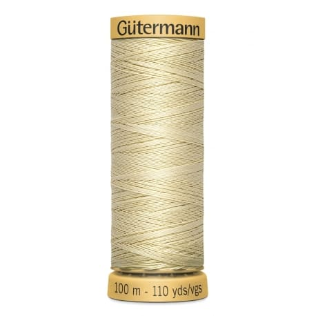 coton thread 100 m - n°828