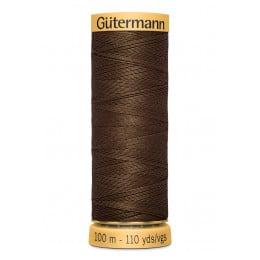 fil coton 100 m - n°1523