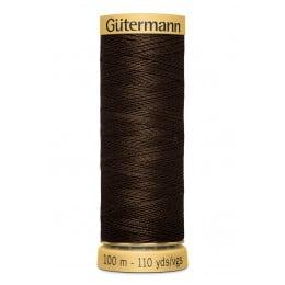 fil coton 100 m - n°1613