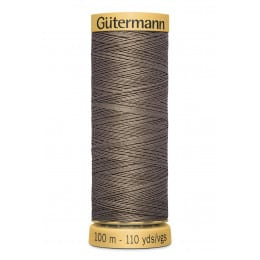 fil coton 100 m - n°1225
