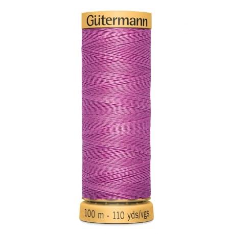 fil coton 100 m - n°6000