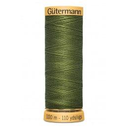 fil coton 100 m - n°9924