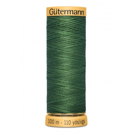 fil coton 100 m - n°9034