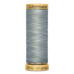 fil coton 100 m - n°6206