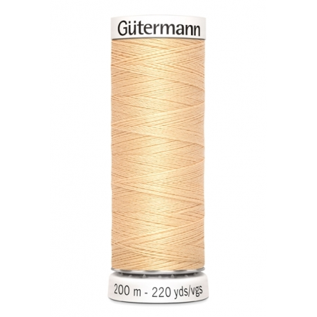 Sewing thread for all 200 m - n°6