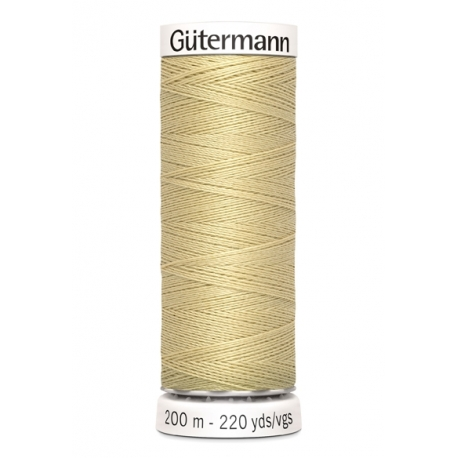 Sewing thread for all 200 m - n°249