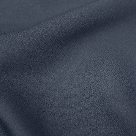 Crepe Midnight Fabric