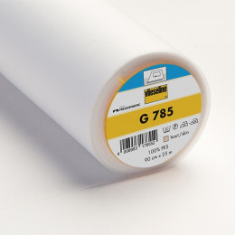 Vlieseline G785 - white x 10 cm