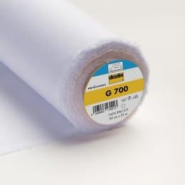 Vlieseline 700 - blanc x 10 cm