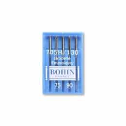 Sewing machine needles - n°75-90 - Broderie
