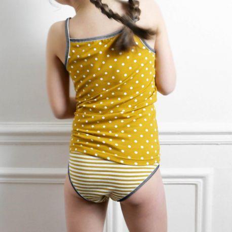 Belle Underwear set 3-12 years