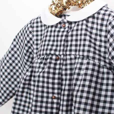 Blouse or dress Stockholm 6m-4yo