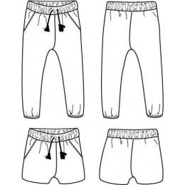 Dakar pants 3 - 12 years old