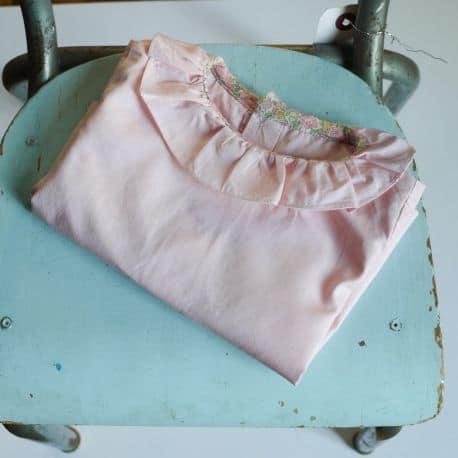 Electre frilled collar Blouse 1m-4yo