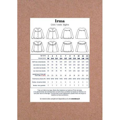 Irma Vest 3-12 years