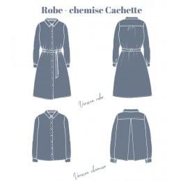 Robe/Chemise Cachette