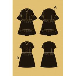 Myosotis Dress pattern