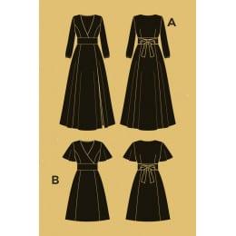 Magnolia dress pattern