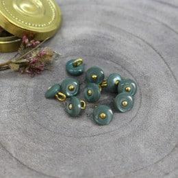 Jewel Buttons - Cactus