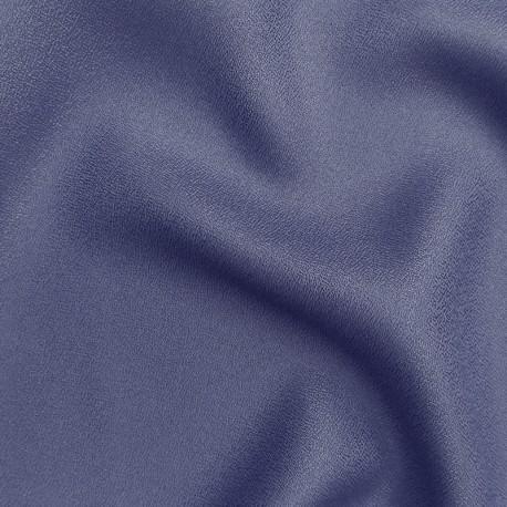 """Tissu """"Crepe Cobalt"""""""